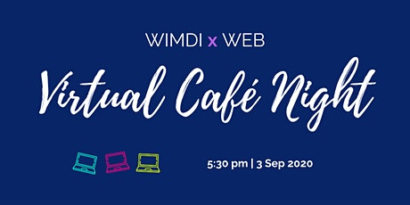 Women in Male-Dominated Industries Cafe Night - Virtual Edition! tickets