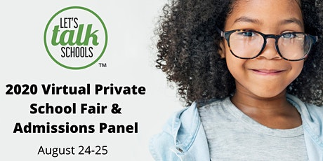 2020 Virtual Independent School Fair & Admissions Panel tickets