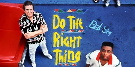 Do The Right Thing The Kingsway Open Air Cinema tickets