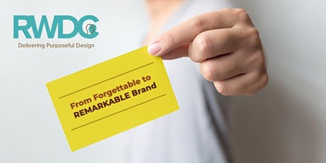 From Forgettable to Remarkable Brand tickets