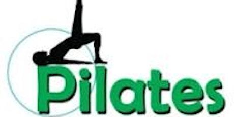 Pilates et Gym Tonique billets