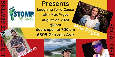 Laughing for a Cause with Max Pryce and Friends tickets