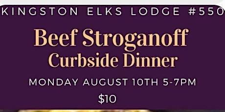 Stoganof Curbside Dinner tickets