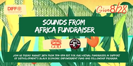 Sounds From Africa Fundraiser tickets