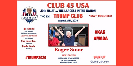 CLUB 45 USA AUGUST MEETING tickets