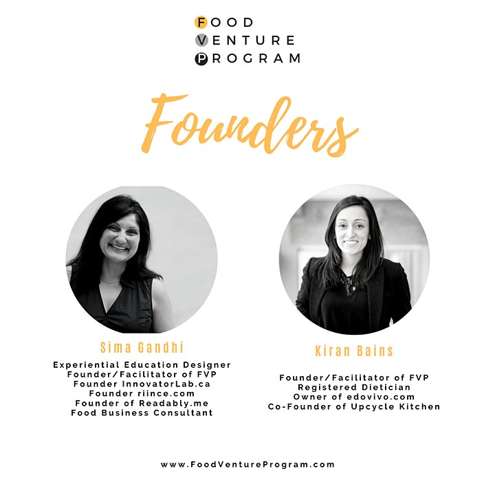 FREE Founding & Funding Your Food Business image