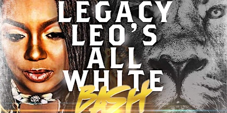Legacy Leo's All White Bash tickets