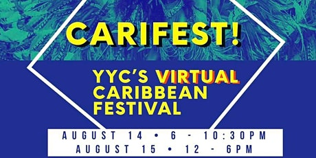 Carifest 2020: Virtual Edition Tickets