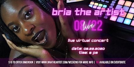 LIVE Virtual Concert tickets