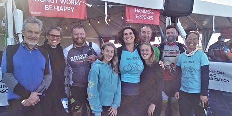 Hammer & Spokes Team Ride PLUS Mini [unofficial] NWEBG Campout tickets