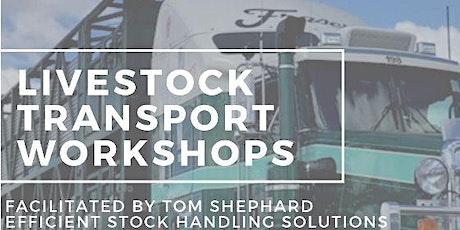 Livestock Transport Workshops tickets