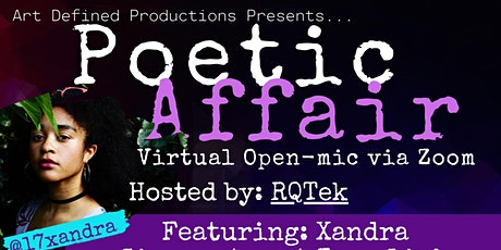 Poetic Affair Feat. Xandra tickets