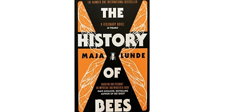 "Walking Book Club #32 - ""The History of Bees"" by Maja Lunde tickets"