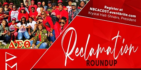 North Broward County Alumnae Chapter of DST Reclamation Roundup tickets