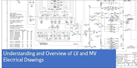 Understanding and Overview of LV and MV Electrical Drawings  Intro Course tickets