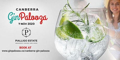 Postponed Canberra Gin Palooza tickets