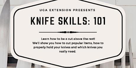 FREE: Knife Skills:101 tickets
