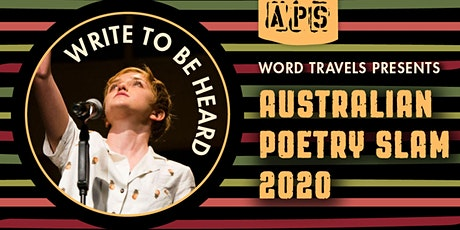 Online Australian Poetry Slam: Double Bay Heat tickets