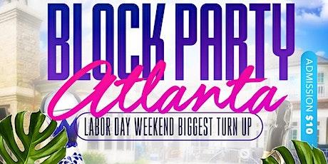 BLOCK PARTY ATLANTA tickets