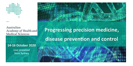 Progressing precision medicine, disease prevention  and control tickets