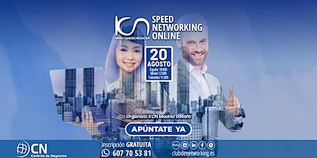 SPEED NETWORKING. Multiplica tu Red de Contactos. 20Ag entradas