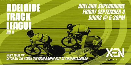 Adelaide Track League  Rd II tickets