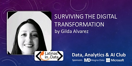 Surviving the Digital Transformation by Gilda Alvarez tickets