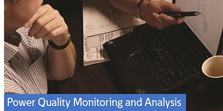 Power Quality Monitoring and Analysis Introduction Course tickets