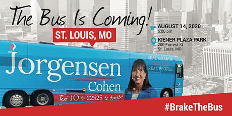 BUS TOUR:  Dr. Jo is coming to St Louis! tickets