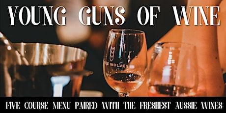 Young Guns of Aussie Wine tickets