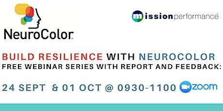 Neurocolor - 21st century Profiling tickets