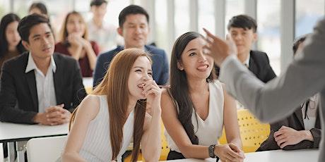 免費試用-亞洲英語網上英語課程 tickets