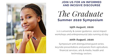 The Graduate 2020 - Arts and Media  Sector Symposium tickets