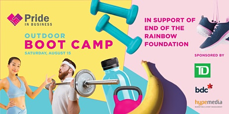 Pride In Business LGBTQA+ Outdoor Boot Camp presented by TD tickets