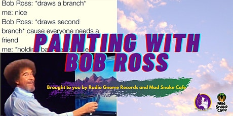 Bob Ross Painting Workshop tickets