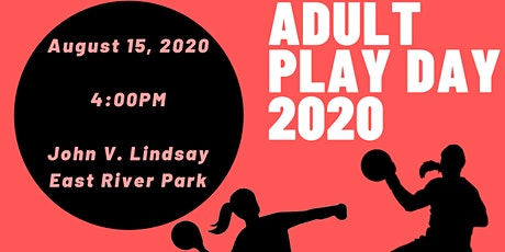 Adult Play Day 2020 tickets