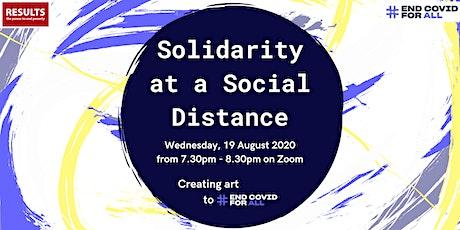 Solidarity at a Social Distance tickets