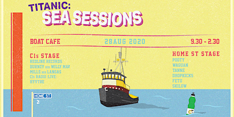Titanic: Sea Sessions Vol. 1 tickets