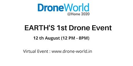 Drone World tickets