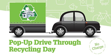 Pop-Up Drive Through Recycling Day in Brimbank tickets