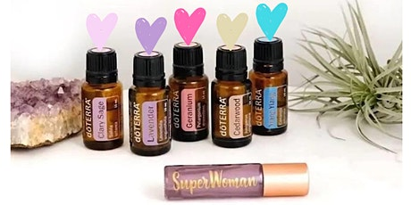 Essential Oil SUPERWOMAN Make + Take Class tickets