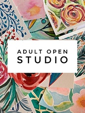 Adult Open Studio - Part of the MWB Adult Cooperative tickets
