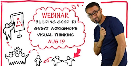 Building Good to Great Workshop ( Visual Thinking) tickets