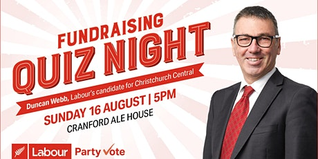 Duncan's Quiz Night Fundraiser #2 tickets