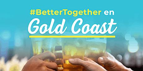 #BetterTogether en Gold Coast tickets