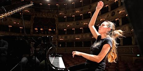Dinner show- Concerto straordinaro Gloria Campaner  per Seesharp biglietti