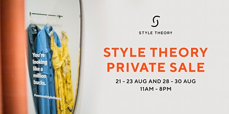 Style Theory Private Sale Aug 2020 tickets