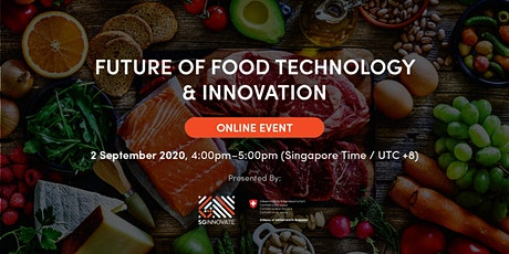 Future of Food Technology and Innovation [Online Event] tickets