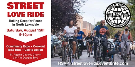 Street Love Ride: Rolling Deep for Peace in North Lawndale tickets