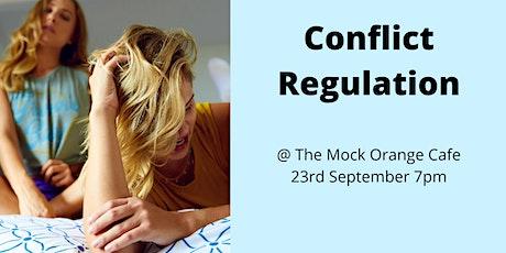 Conflict Regulation tickets